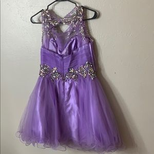May Queen Dresses - damas quince dress